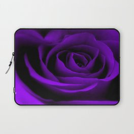 A Purple Rose Laptop Sleeve