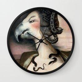 Noblesse Oblige Wall Clock