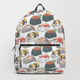 Sushi Cats Backpack