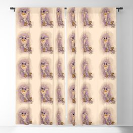 Baby Gryphon! Blackout Curtain