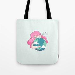 I'll take care of you Tote Bag