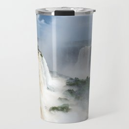 iguazu falls Travel Mug