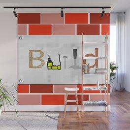 Build Wall Mural