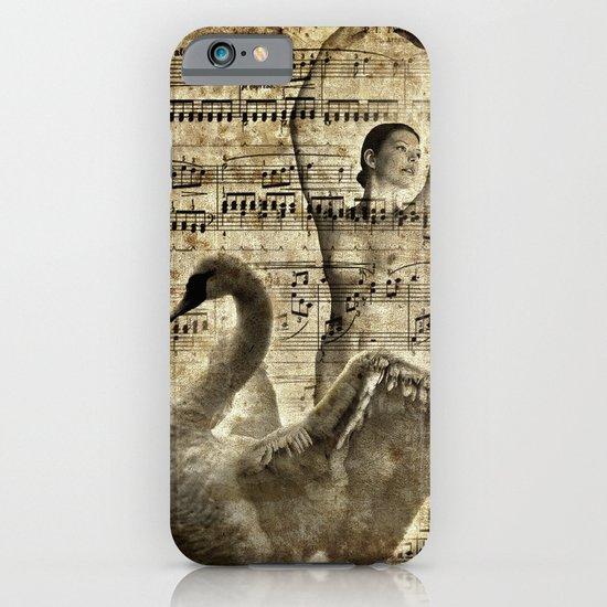 Swan Lake iPhone & iPod Case