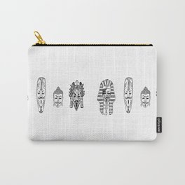 Anonymous - Egypt, Africa, China, Mexico Carry-All Pouch