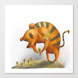 Bearger Canvas Print