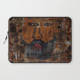 Abstract Man Laptop Sleeve