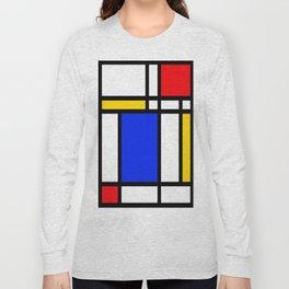 Mondrian Long Sleeve T-shirt