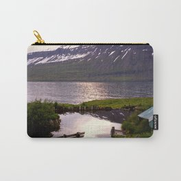 Seydisfjordur, Iceland Carry-All Pouch