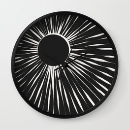 Moonlight Wall Clock