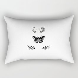 Harry's tattoo Rectangular Pillow