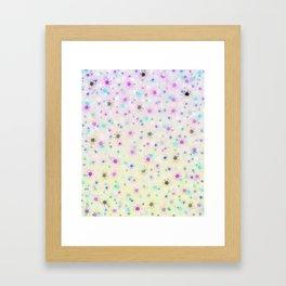 Soul Drops Framed Art Print