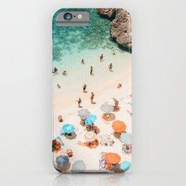 Puglia Beach iPhone Case