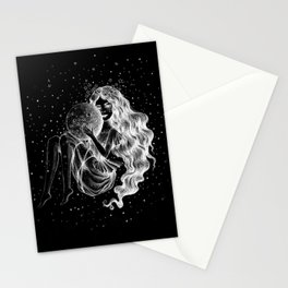 Moon Child Constellation Stationery Cards