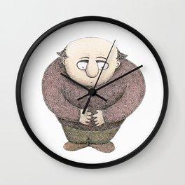 Ronnie II Wall Clock