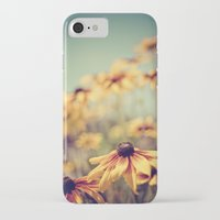 sunshine iPhone & iPod Cases featuring sunshine by shannonblue