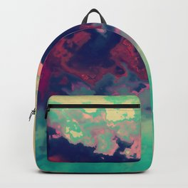 What am I painting? Backpack
