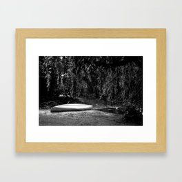 Resting Place Framed Art Print