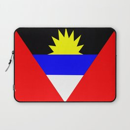 Flag of Antigua and Barbuda Laptop Sleeve