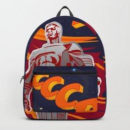 Soviet Propaganda. Pioneers Backpack