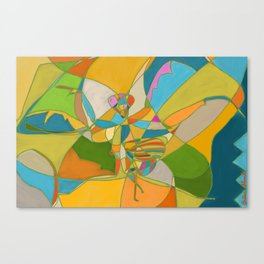 Mantis V2 Canvas Print