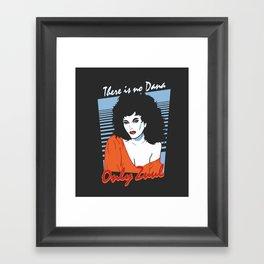Only Zuul Framed Art Print