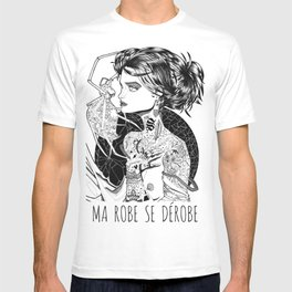 MA ROBE SE DEROBE T-shirt