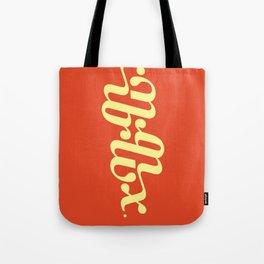 Type Foundry - Georgia Bold Italic Tote Bag