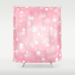 Bokeh 09 Shower Curtain
