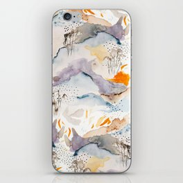 marmalade mountains iPhone Skin