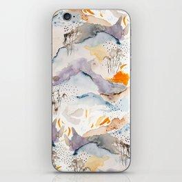 marmalade mountains iPhone Skin