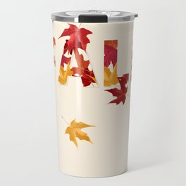 New England Fall Travel Mug