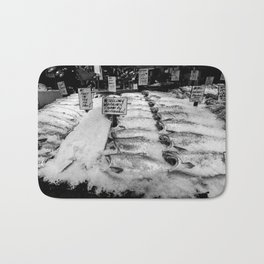 Pike Place Market Wild Salmon Catch Bath Mat