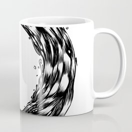The Illustrated D Coffee Mug