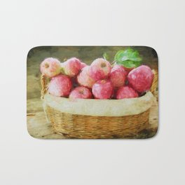 Apple Harvest Bath Mat