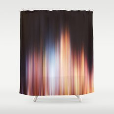 Prism of Light Shower Curtain