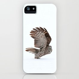 Proceed to runway for take off iPhone Case