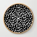 Handdrawn drops and dots on black-Mix & Match with Simplicty of life by simplicity_of_live
