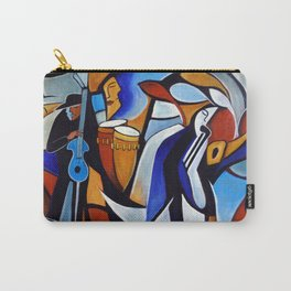 Jazzz for Ed Carry-All Pouch