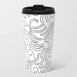 A Party of Handicapped Octopi II Travel Mug
