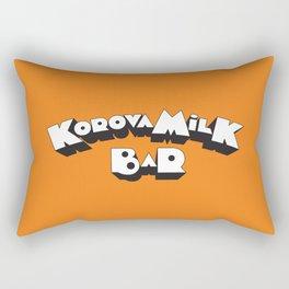 Korova Milk Bar Rectangular Pillow