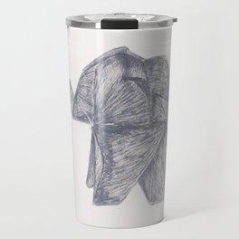 Origami Elephant Travel Mug