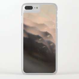 kalei one Clear iPhone Case