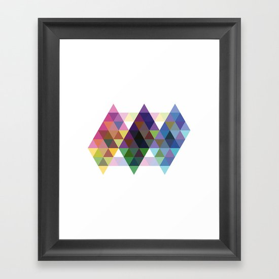 Fig. 034 Framed Art Print