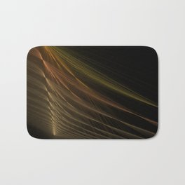 String Sync by Knightengale Bath Mat