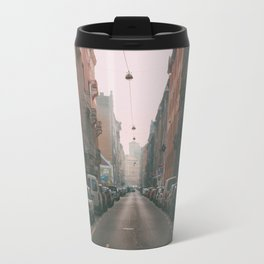 Budapest Street Travel Mug
