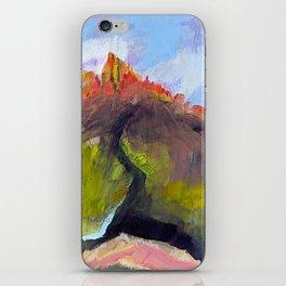 Saddlerock 1 iPhone Skin