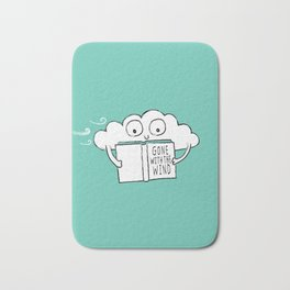 Gone With The Winds Bath Mat