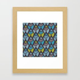 Lapices-Cool Framed Art Print