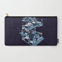 The Suburbs Carry-All Pouch